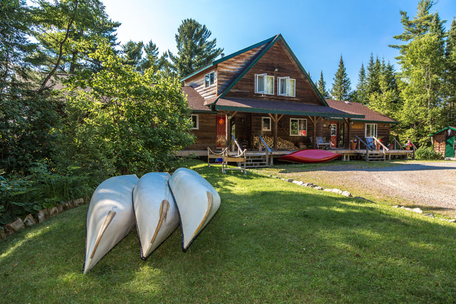 The Perfect Launch Pad for Your Temagami Paddling Trip
